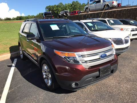 2012 Ford Explorer for sale at Georgia Truck World in Griffin GA