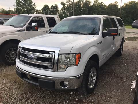 2013 Ford F-150 for sale at Georgia Truck World in Griffin GA