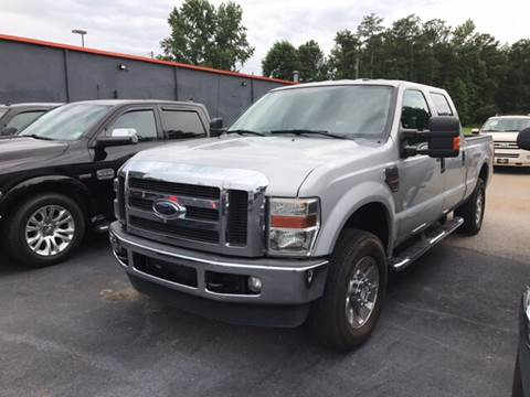 2009 Ford F-250 Super Duty for sale at Georgia Truck World in Griffin GA