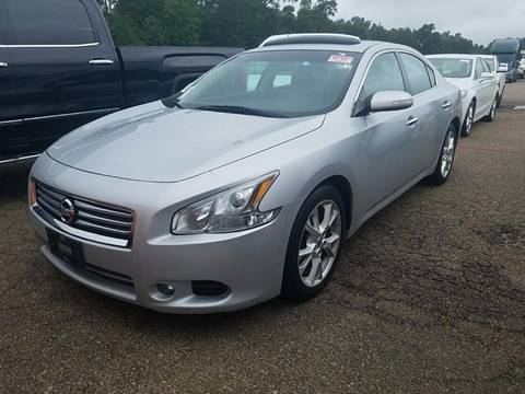 2013 Nissan Maxima for sale at Georgia Truck World in Griffin GA