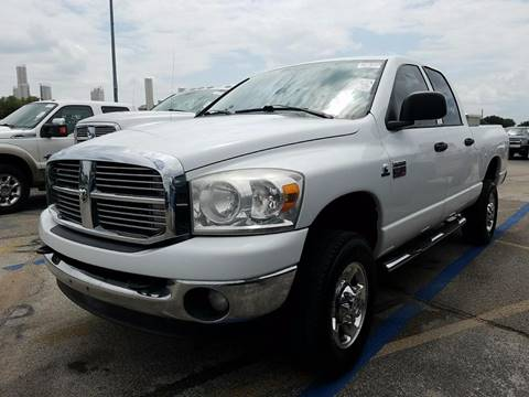 2008 Dodge Ram Pickup 2500 for sale at Georgia Truck World in Griffin GA