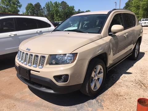 2017 Jeep Compass for sale in Griffin, GA