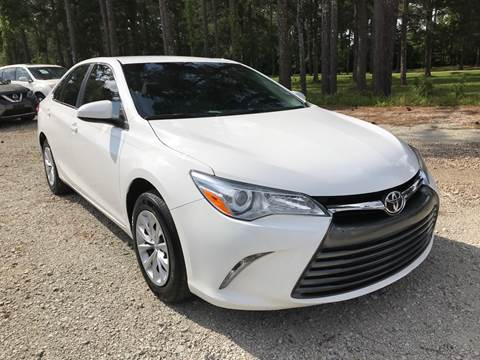 2016 Toyota Camry for sale in Griffin, GA
