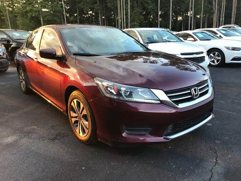 used honda accord for sale in griffin ga. Black Bedroom Furniture Sets. Home Design Ideas