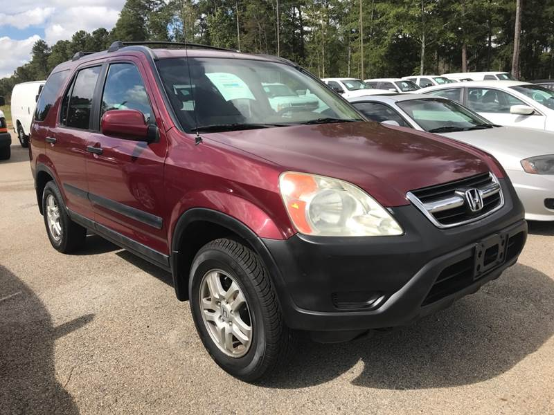 2003 Honda CR V For Sale At Georgia Truck World In Griffin GA