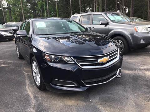 2017 Chevrolet Impala for sale in Griffin, GA