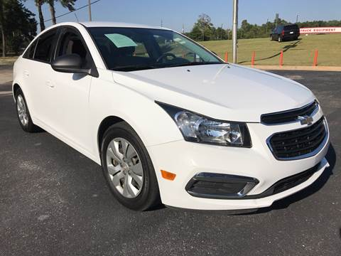 2016 Chevrolet Cruze Limited for sale in Griffin, GA