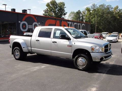 2008 Dodge Ram Pickup 3500 for sale at Georgia Truck World in Griffin GA