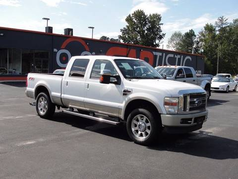 2010 Ford F-250 Super Duty for sale at Georgia Truck World in Griffin GA