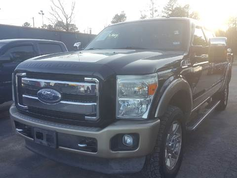 2011 Ford F-250 Super Duty for sale in Griffin, GA