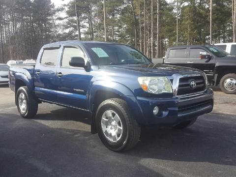 2008 Toyota Tacoma for sale at Georgia Truck World in Griffin GA