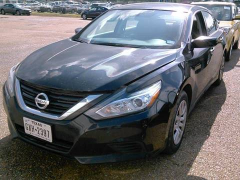 2016 Nissan Altima for sale in Griffin, GA