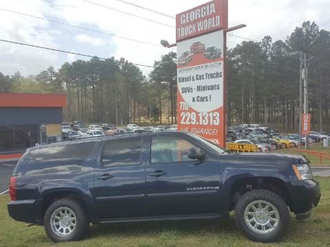 2008 Chevrolet Suburban for sale in Griffin, GA