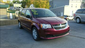 2017 Dodge Grand Caravan for sale in Lowville, NY