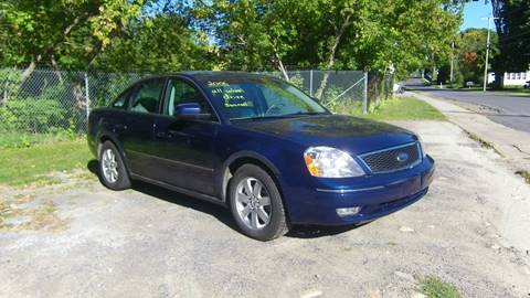 2006 Ford Five Hundred for sale in Lowville, NY