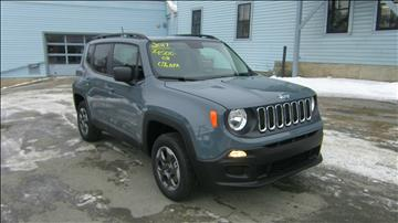 2017 Jeep Renegade for sale in Lowville, NY