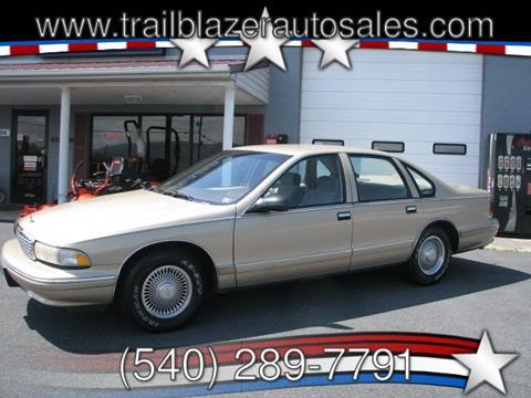 1996 Chevrolet Caprice for sale in Mc Gaheysville, VA