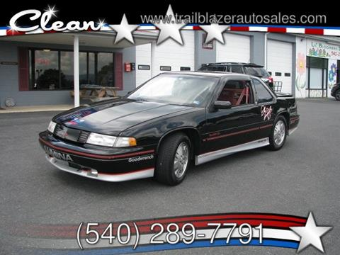 1991 Chevrolet Lumina for sale in Mc Gaheysville, VA