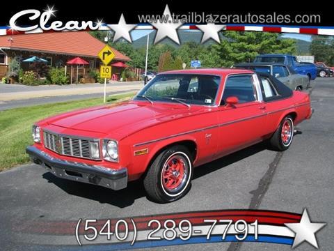 1978 Oldsmobile Omega for sale in Mc Gaheysville, VA