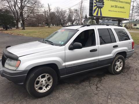 2002 Jeep Grand Cherokee for sale in Elyria, OH