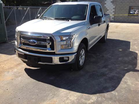 2015 Ford F-150 for sale in Wyandotte, MI