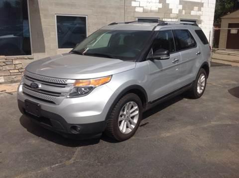 2014 Ford Explorer for sale in Wyandotte, MI