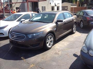 2015 Ford Taurus for sale in Wyandotte, MI