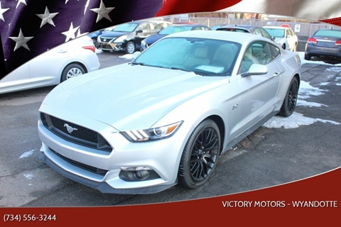 2015 Ford Mustang for sale in Wyandotte, MI