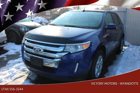 2013 Ford Edge for sale in Wyandotte, MI
