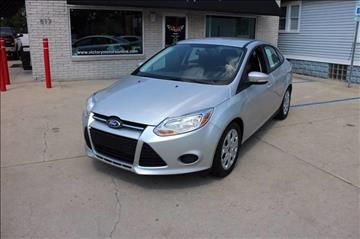 2013 Ford Focus for sale in Wyandotte, MI
