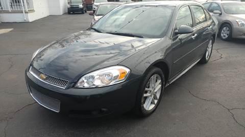 2016 Chevrolet Impala Limited for sale in Wyandotte MI
