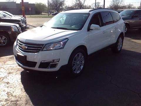 2015 Chevrolet Traverse for sale in Wyandotte MI