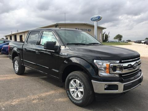 2018 Ford F-150 for sale in Okarche, OK