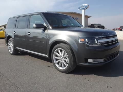 2018 Ford Flex for sale in Okarche, OK