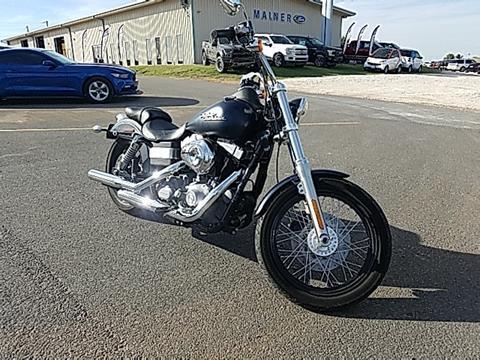 2009 Harley-Davidson Dyna Street Bob for sale in Okarche, OK