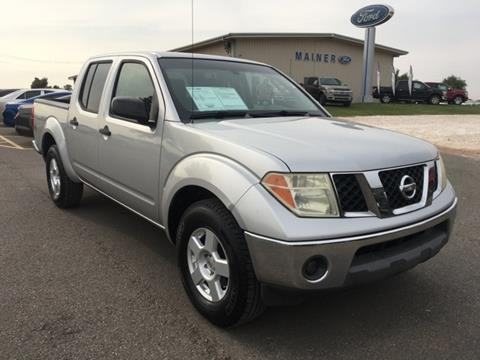 2006 Nissan Frontier for sale in Okarche, OK
