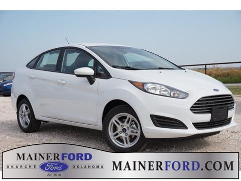 2019 Ford Fiesta for sale in Okarche, OK