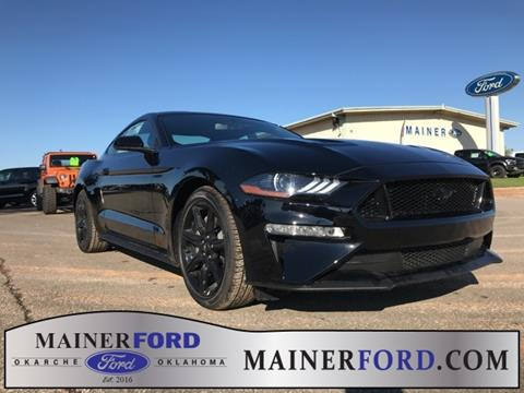 2019 Ford Mustang for sale in Okarche, OK
