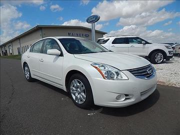 2010 Nissan Altima for sale in Okarche, OK