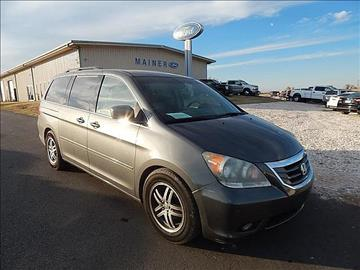 2008 Honda Odyssey for sale in Okarche, OK