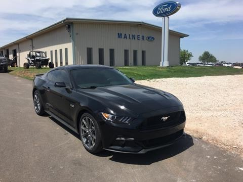 2017 Ford Mustang for sale in Okarche, OK