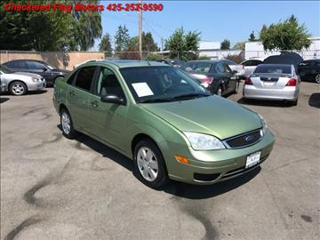 2007 Ford Focus for sale in Everett, WA