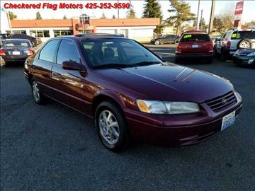 1997 Toyota Camry for sale in Everett, WA