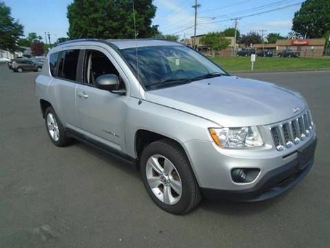 2011 Jeep Compass for sale in Plainfield, CT