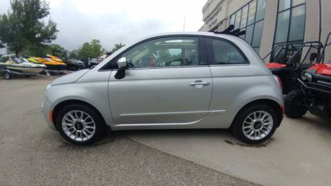 2014 FIAT 500c for sale in Plainfield, CT