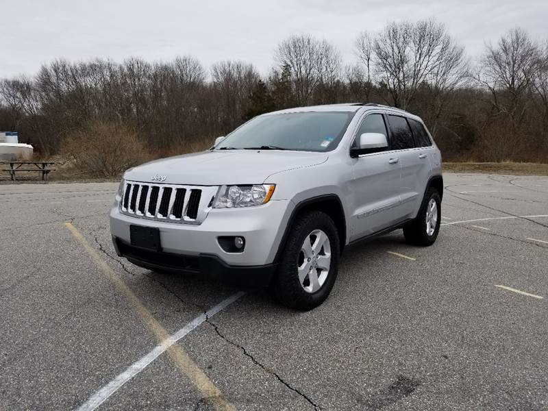 2012 Jeep Grand Cherokee for sale at Motorsports Nation Auto Sales in Plainfield CT