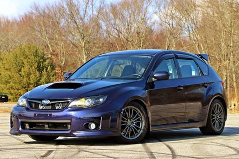 2014 Subaru Impreza for sale at Motorsports Nation Auto Sales in Plainfield CT