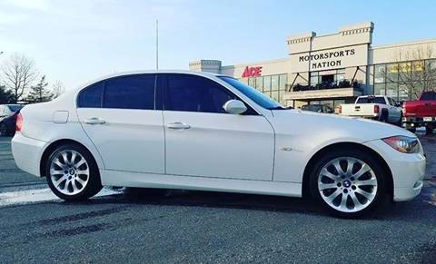 2008 BMW 3 Series for sale in Plainfield, CT