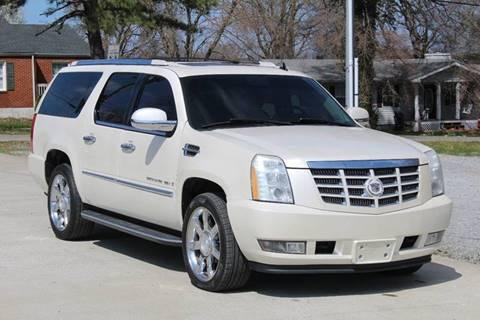 2008 Cadillac Escalade ESV for sale at Auto Empire Inc. in Murfreesboro TN