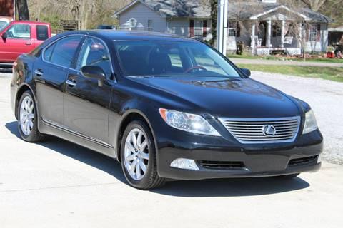 2009 Lexus LS 460 For Sale in Montgomery, AL - Carsforsale.com